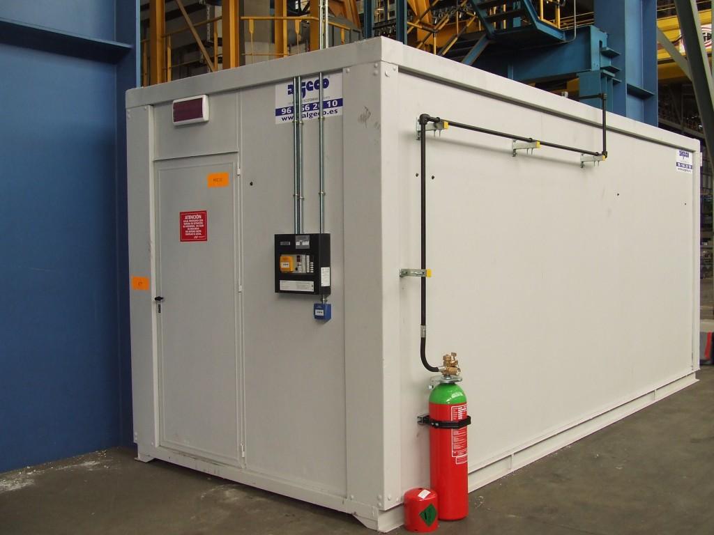 Mantenimiento contra Incendios en las plantas FONT SALEM-5