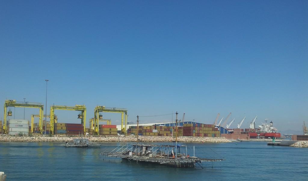 Prestación del servicio contra incendios para la Autoridad Portuaria de Valencia-3