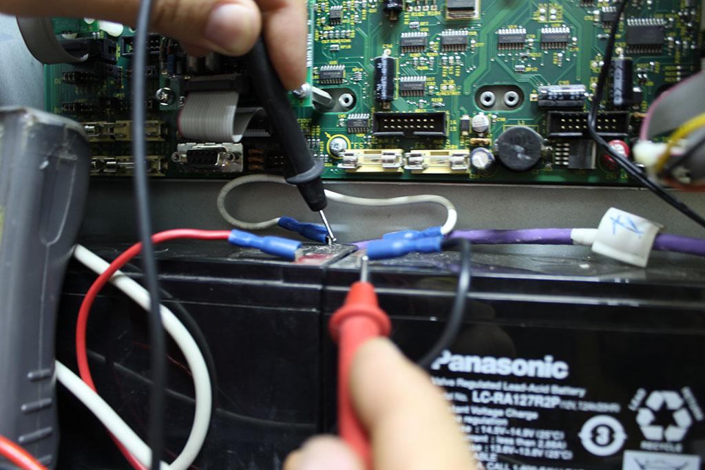 Mantenimiento de sistemas automáticos de detección y alarma de incendios-3