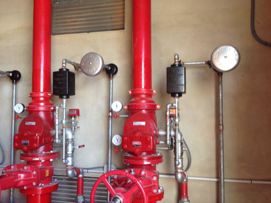 Realización de proyecto de instalación contra incendios emsur-1