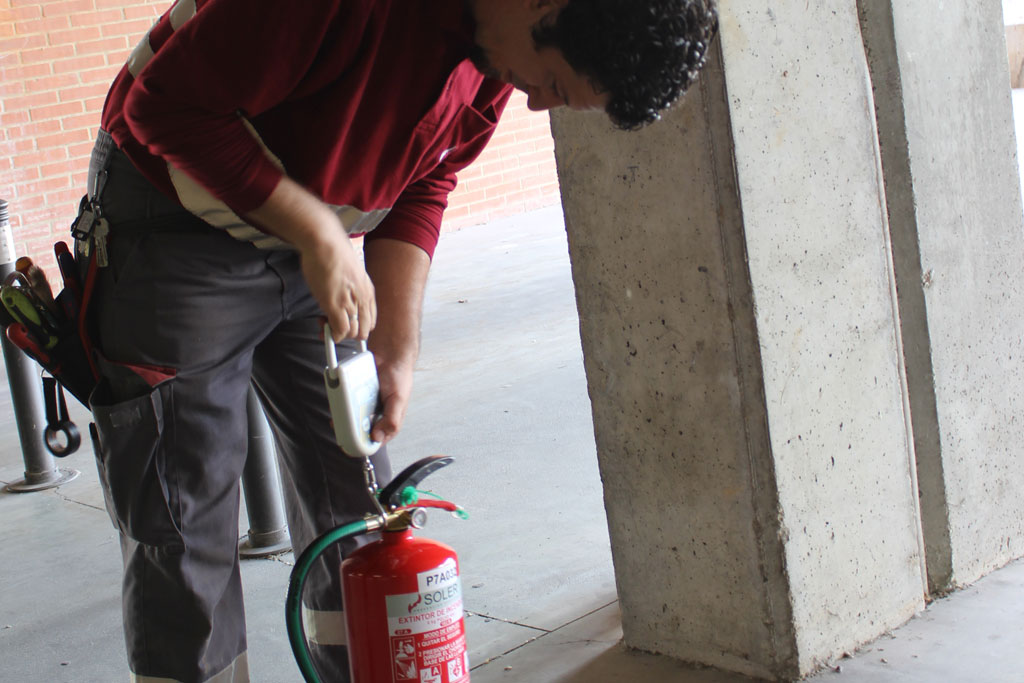 Extintores Valencia - Protección contra incendios Valencia