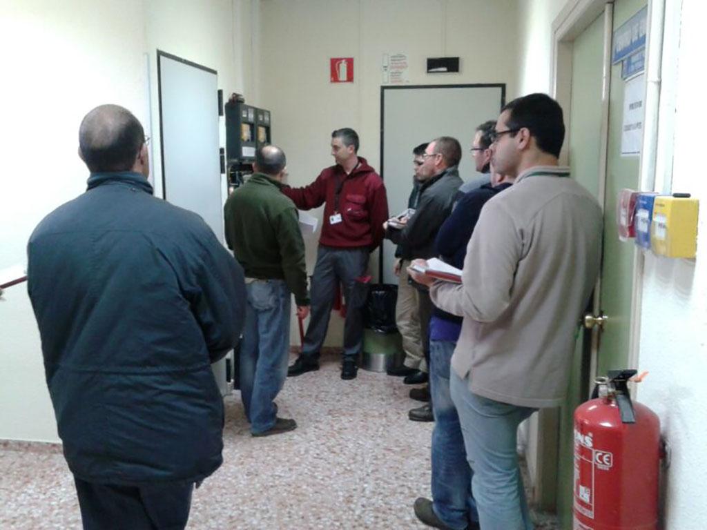 Formación en el funcionamiento de sistemas de Protección Contra Incendios-1