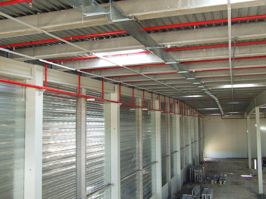 Instalación de Protección Contra Incendios para GRUPO BERTOLÍN-1