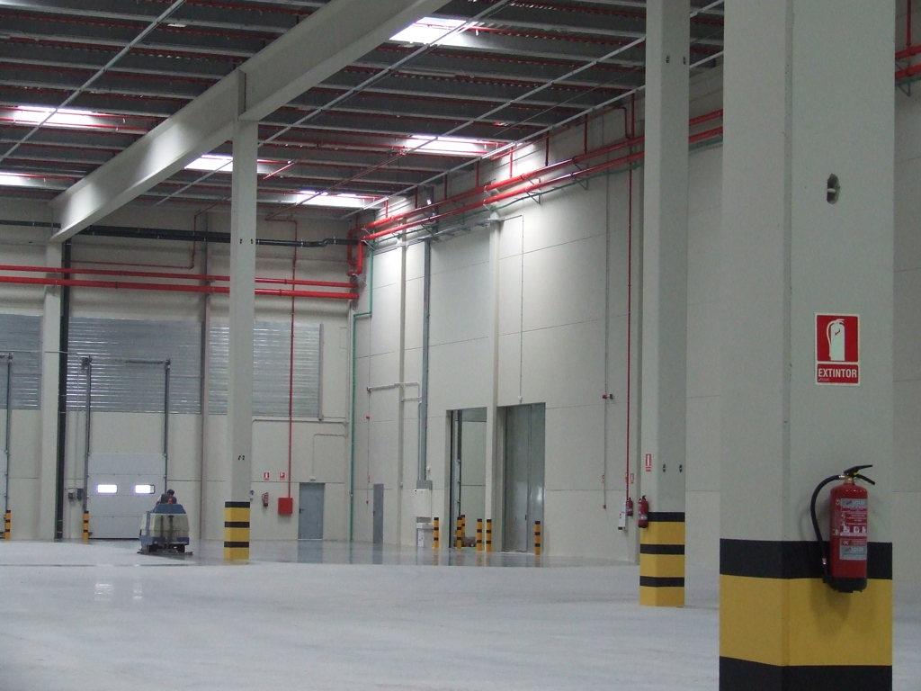 Instalación de Protección Contra Incendios para GRUPO BERTOLÍN-3