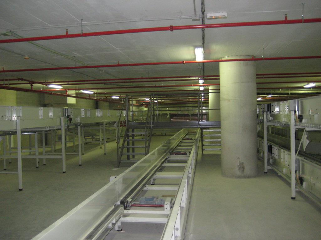 Instalación de Protección Contra Incendios del S.A.T.E. del Aeropuerto de Alicante-3