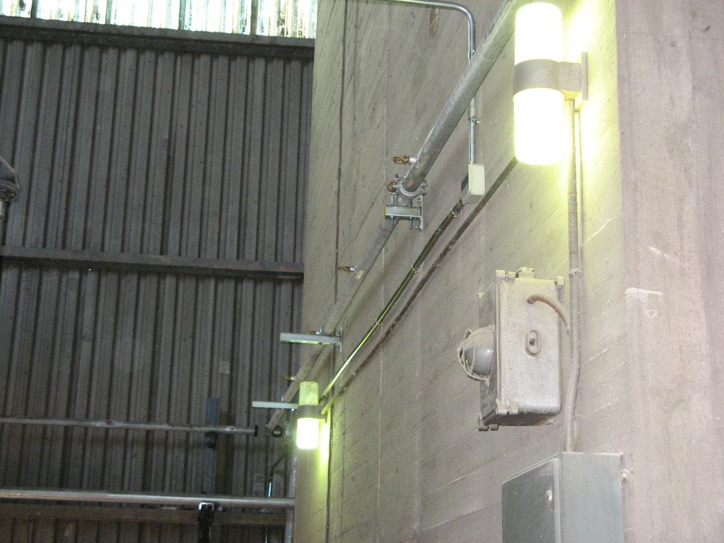 Proyecto de Seguridad y Salud para LAFARGE-12