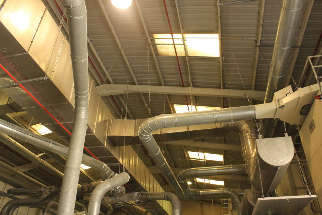 Textisol instalaciones contra incendios