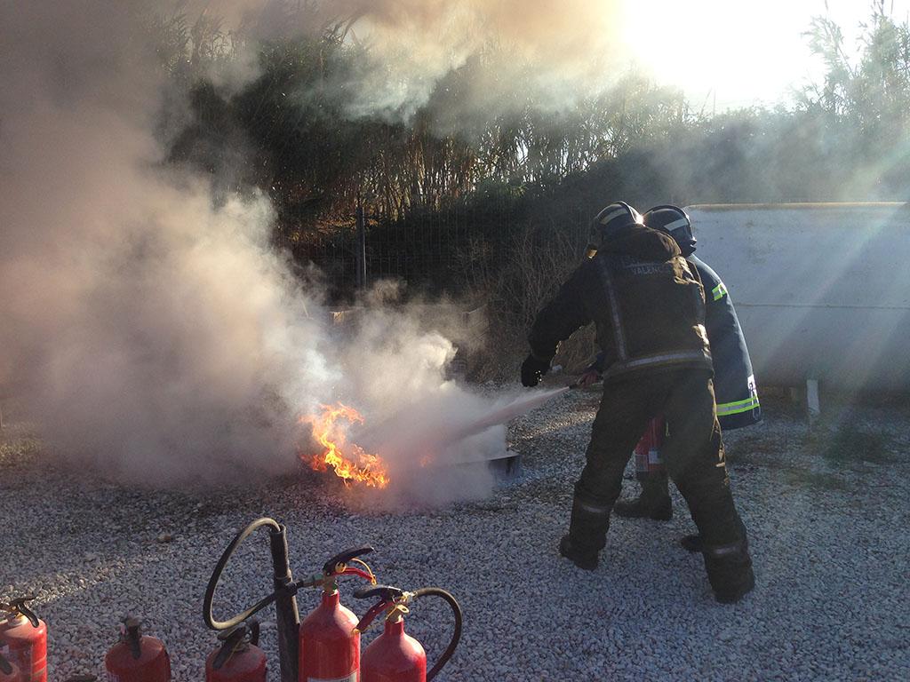 SOLER participa en las jornadas formativas contra incendios en MERCAVALENCIA