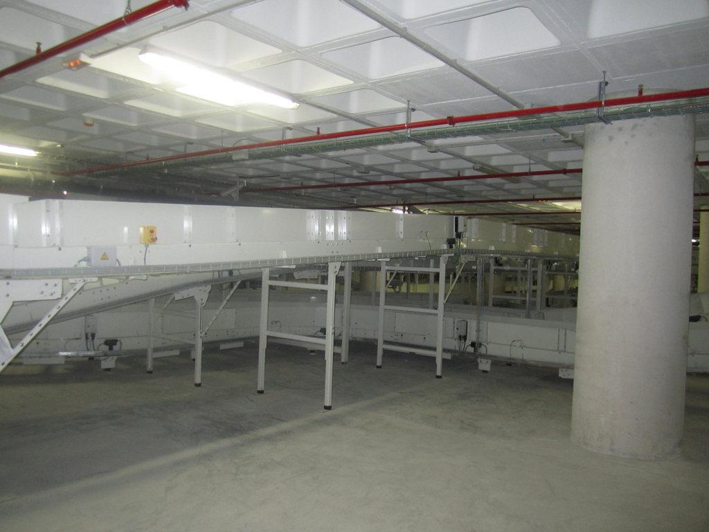 Instalación de Protección Contra Incendios del S.A.T.E. del Aeropuerto de Alicante-1