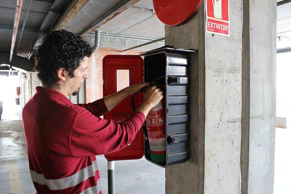 Extintores Valencia - Soler Protección contra incendios