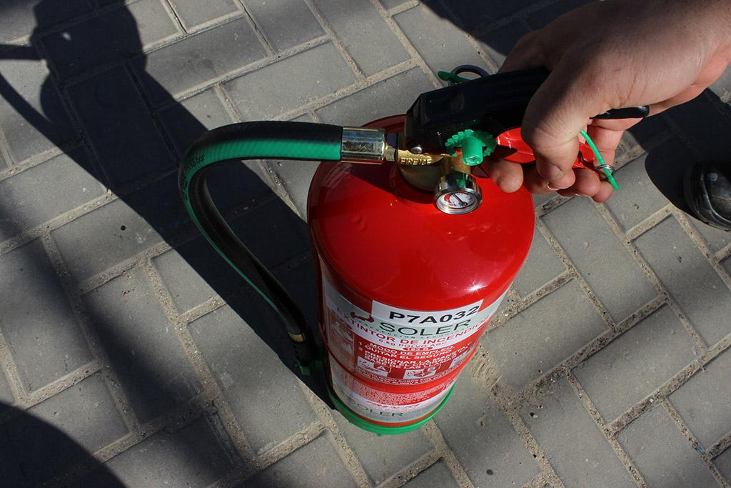 Extintores Valencia - Protección incendios Valencia
