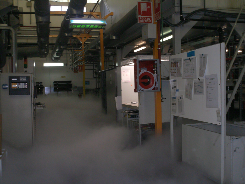 SOLER realiza un simulacro de emergencia en EMSUR SAYMOPACK-3