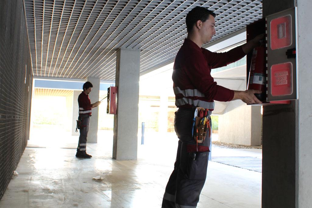 Extintores en Valencia - Soler Prevención contra incendios