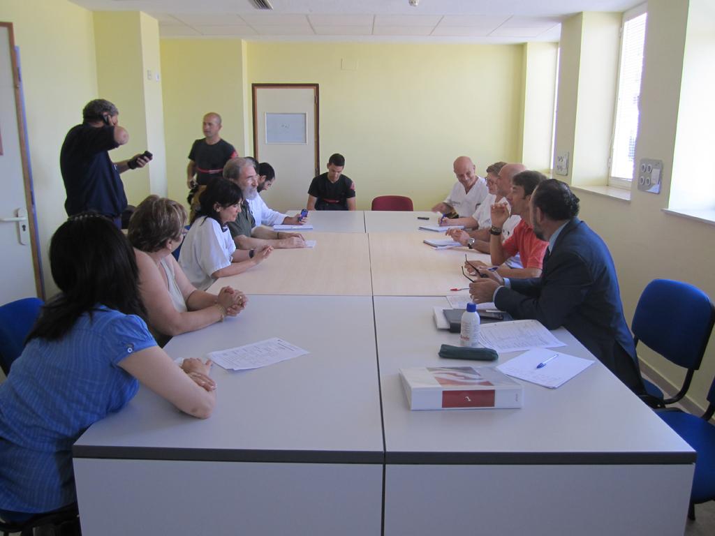 SOLER realiza jornadas de Implantación del Plan de Autoprotección en el Hospital de la Pedrera de Dénia-2