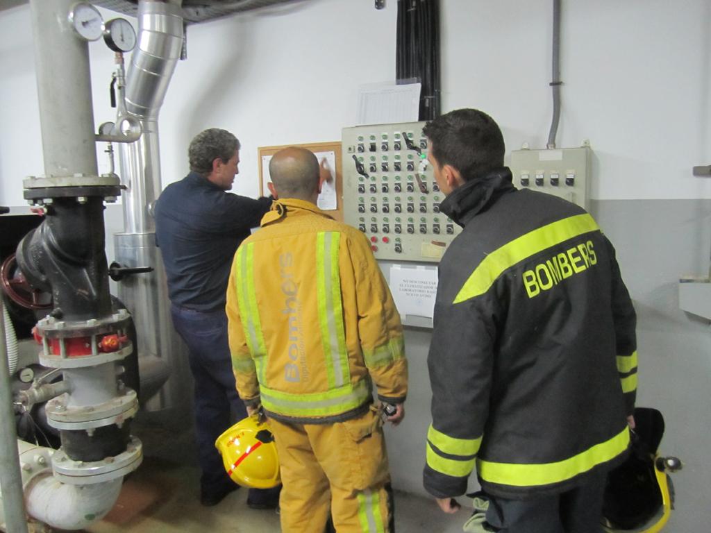 SOLER realiza jornadas de Implantación del Plan de Autoprotección en el Hospital de la Pedrera de Dénia-7