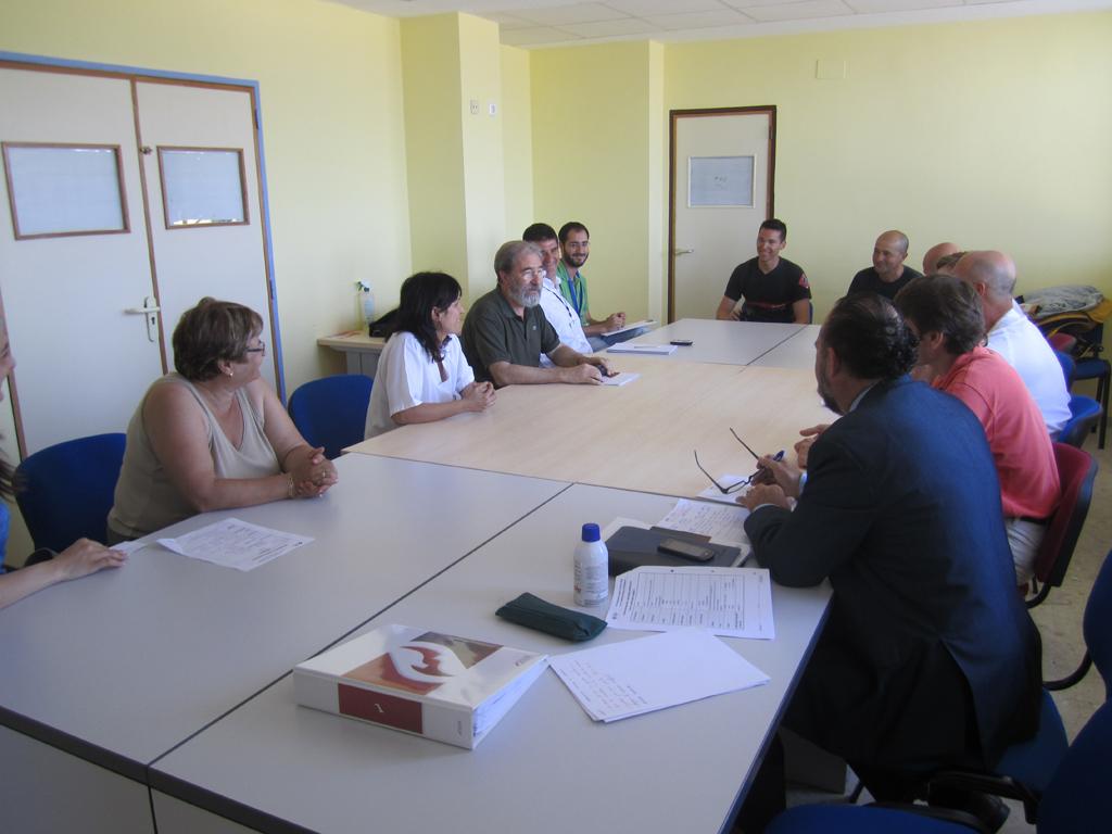 SOLER realiza jornadas de Implantación del Plan de Autoprotección en el Hospital de la Pedrera de Dénia-8