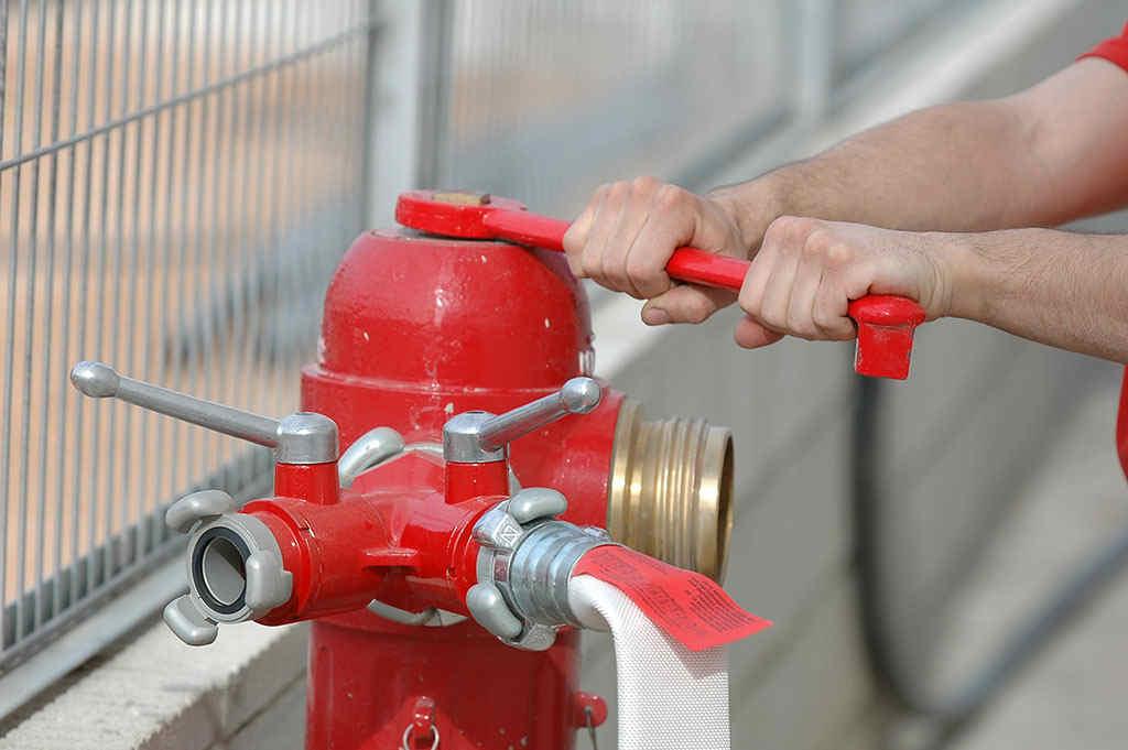 prevención incendios por hidrantes