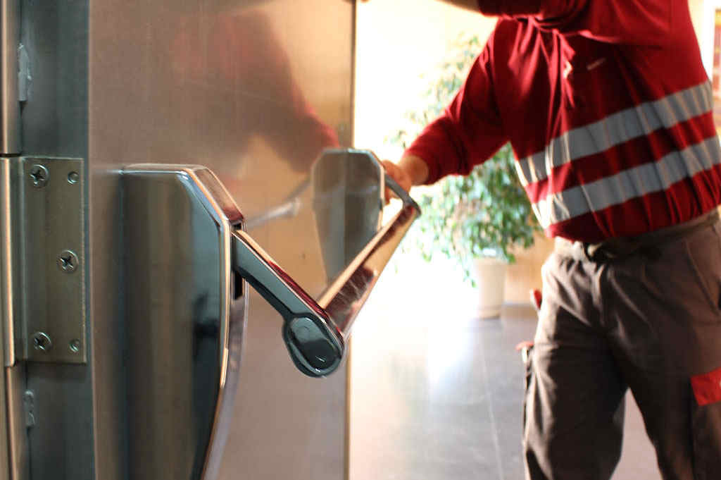 Revisión sistemas de prevención contra incendios
