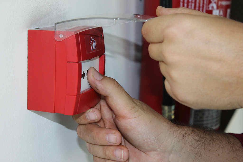 sistema de alarma de incendios