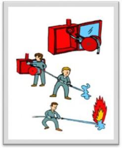 Conoce la boca de incendio equipada