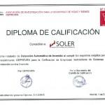 certificados CEPREVEN