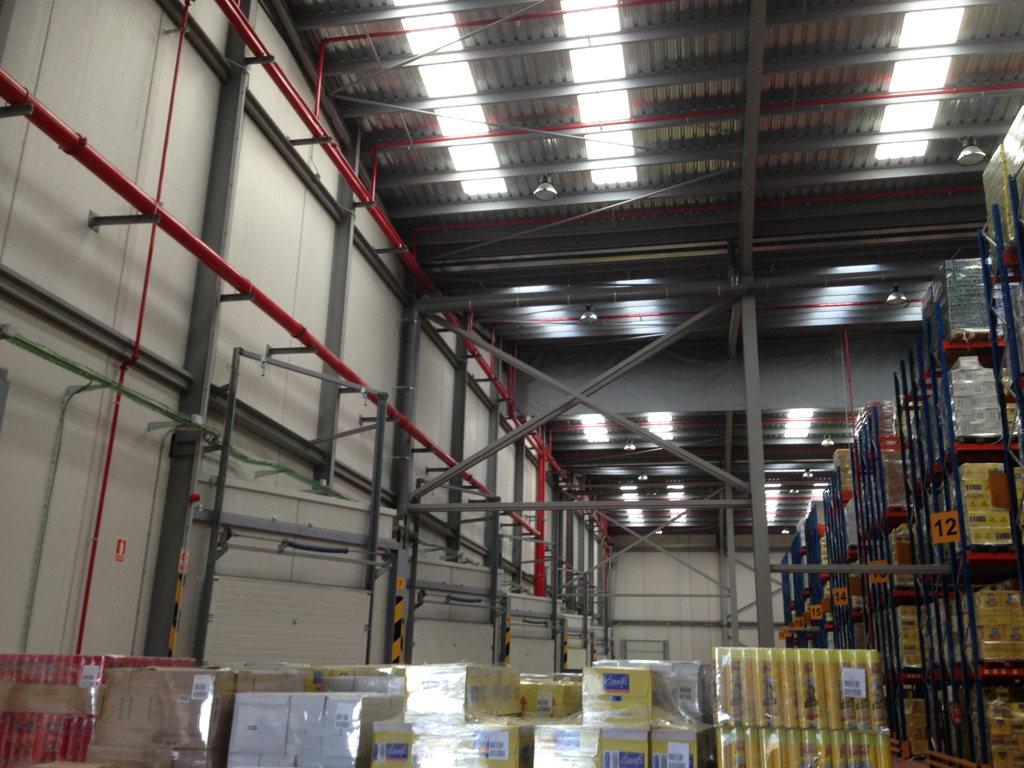 Adecuación de Instalaciones de Quimi Romar en Protección contra Incendios-1