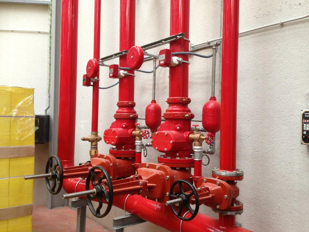 Adecuación de Instalaciones de Quimi Romar en Protección contra Incendios-8