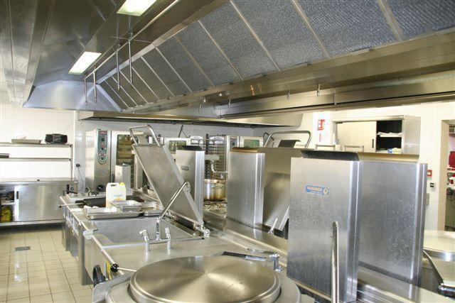 extinción de incendios para cocinas profesionales