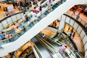 Medidas contra incendios en centros comerciales