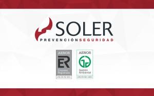 SOLER renueva sus certificados AENOR