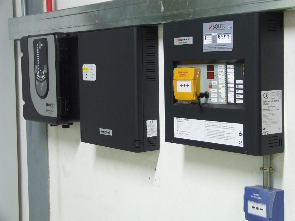 Mantenimiento contra Incendios en las plantas FONT SALEM-4