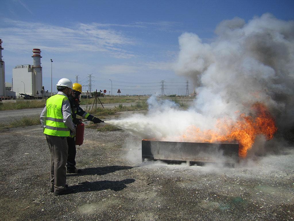 Formación básica en Protección Contra Incendios-2