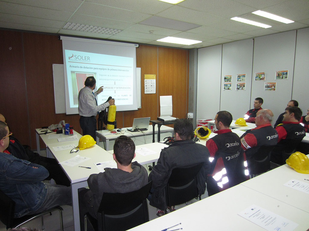 Formación básica en Protección Contra Incendios-1