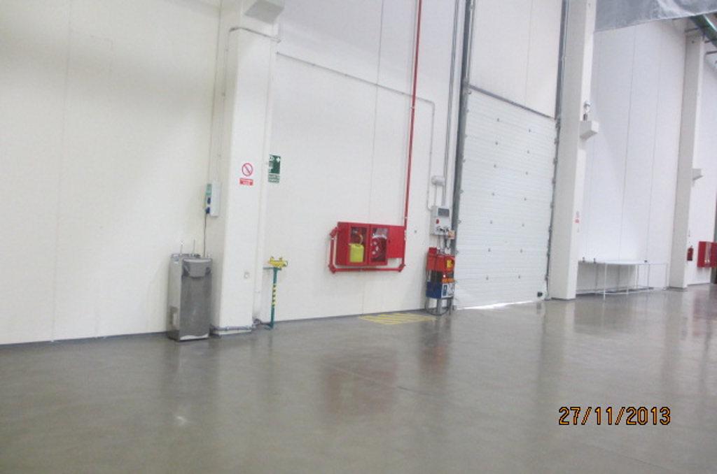 EMSUR instalaciones contra incendios