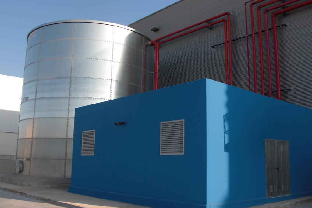 Instalación de Protección Contra Incendios para GRUPO BERTOLÍN-2