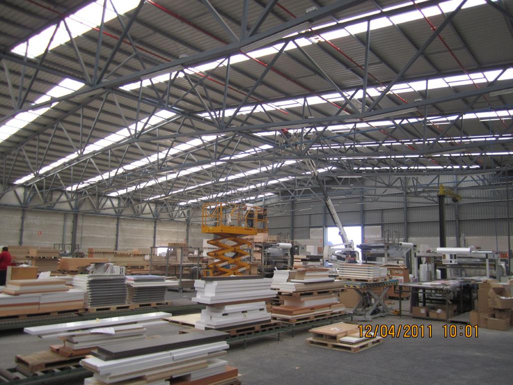 Adecuación de las instalaciones de RIMOBEL-2