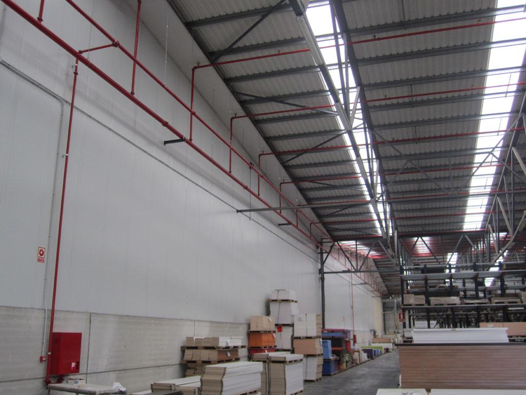 Adecuación de las instalaciones de RIMOBEL-4