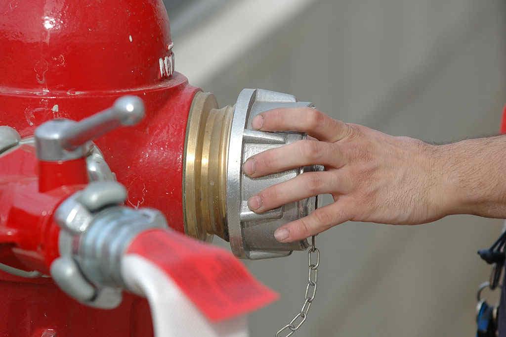 mantenimiento sistemas de hidrantes