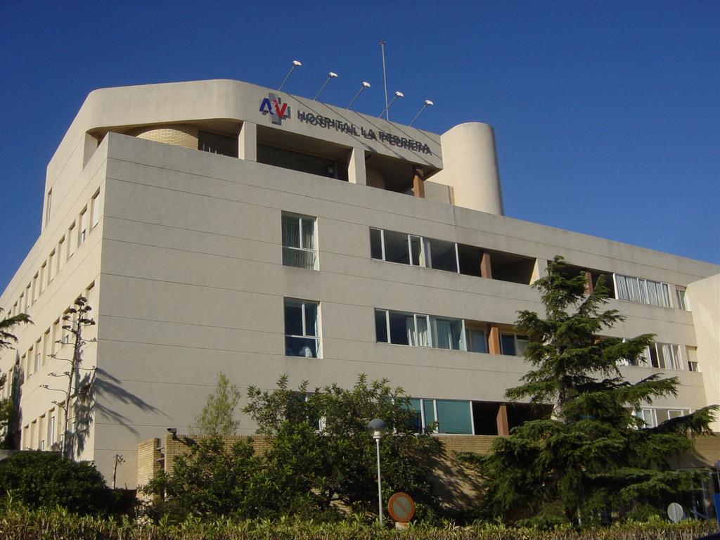 SOLER realiza jornadas de Implantación del Plan de Autoprotección en el Hospital de la Pedrera de Dénia-1