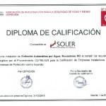 EXTINCION AUTOMATICA POR AGUA_ ROCIADORES RO-01