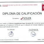 EXTINCIÓN AUTOMÁTICA POR AGUA_ ROCIADORES RE-01