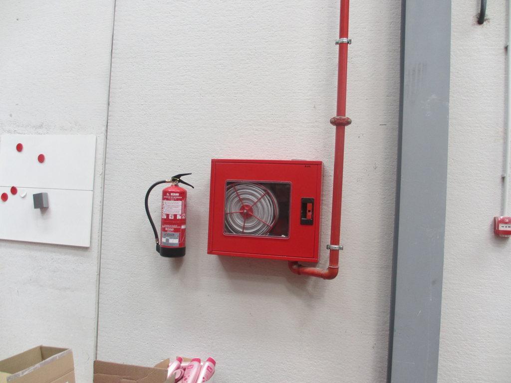 Adecuación de Instalaciones de Quimi Romar en Protección contra Incendios-2
