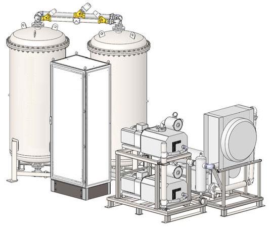 inertizacion deposito gasoil